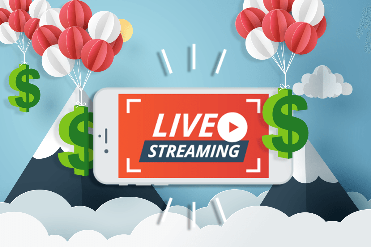 Sell Your Live Streaming Events