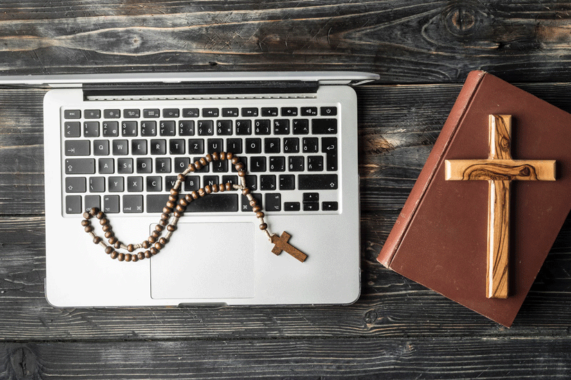 A church video platform enables pastors to stay connected with their parish