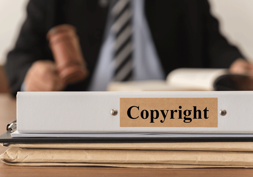 Broadcasting live church music on your website could lead to copyright claims