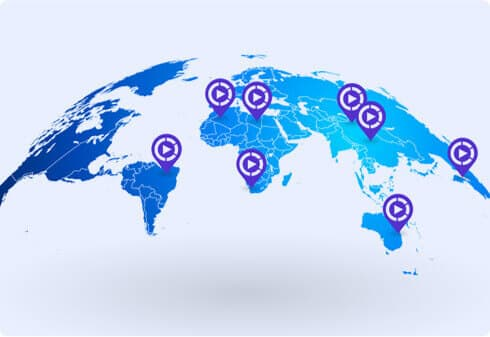 Global Content Delivery Network CDN